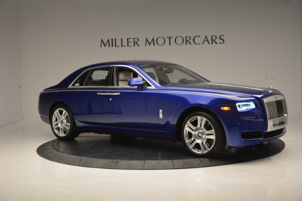 Used 2016 ROLLS-ROYCE GHOST SERIES II for sale Sold at Alfa Romeo of Westport in Westport CT 06880 12