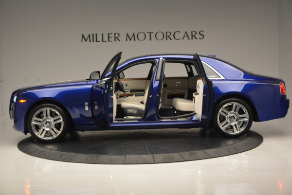 Used 2016 ROLLS-ROYCE GHOST SERIES II for sale Sold at Alfa Romeo of Westport in Westport CT 06880 16
