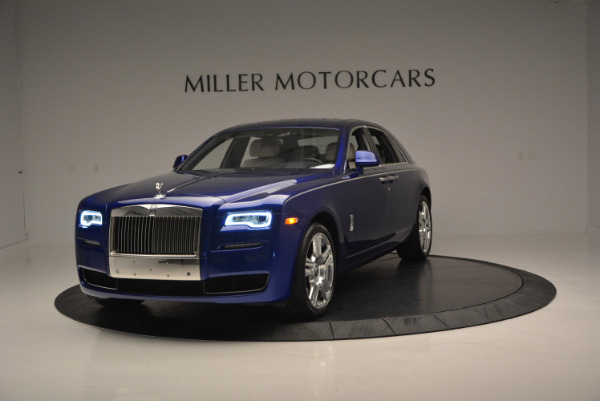 Used 2016 ROLLS-ROYCE GHOST SERIES II for sale Sold at Alfa Romeo of Westport in Westport CT 06880 2