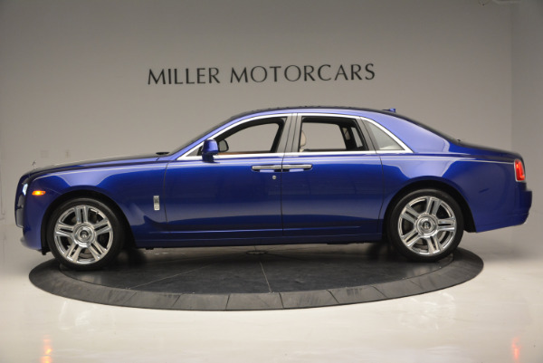 Used 2016 ROLLS-ROYCE GHOST SERIES II for sale Sold at Alfa Romeo of Westport in Westport CT 06880 4