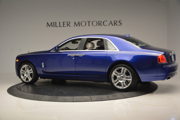 Used 2016 ROLLS-ROYCE GHOST SERIES II for sale Sold at Alfa Romeo of Westport in Westport CT 06880 5