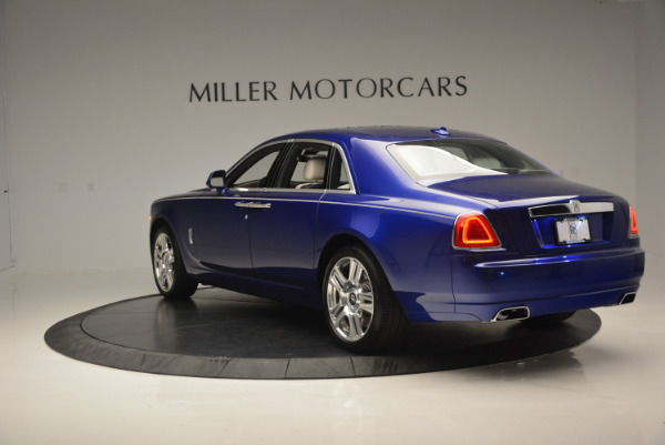 Used 2016 ROLLS-ROYCE GHOST SERIES II for sale Sold at Alfa Romeo of Westport in Westport CT 06880 6