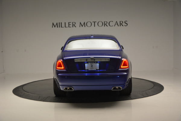Used 2016 ROLLS-ROYCE GHOST SERIES II for sale Sold at Alfa Romeo of Westport in Westport CT 06880 7