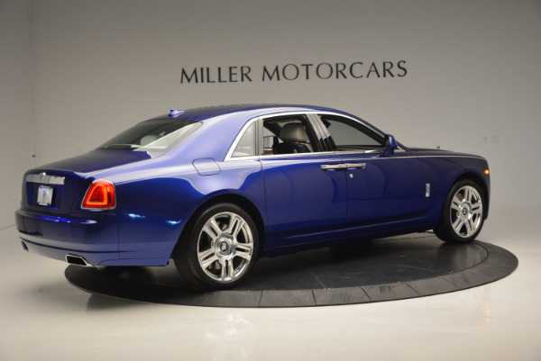 Used 2016 ROLLS-ROYCE GHOST SERIES II for sale Sold at Alfa Romeo of Westport in Westport CT 06880 9