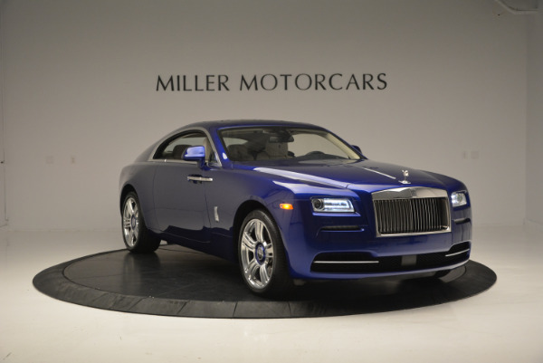 Used 2016 Rolls-Royce Wraith for sale Sold at Alfa Romeo of Westport in Westport CT 06880 12