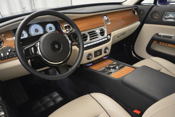 Used 2016 Rolls-Royce Wraith for sale Sold at Alfa Romeo of Westport in Westport CT 06880 21