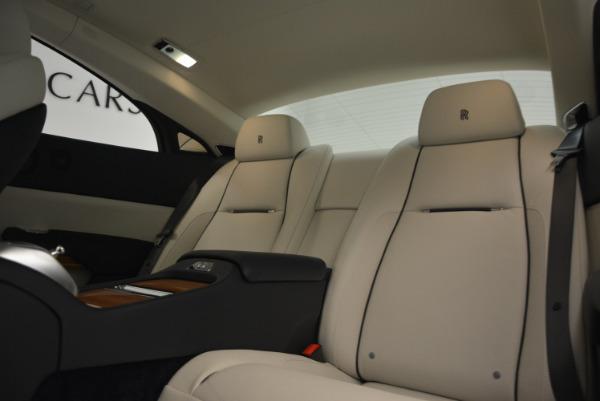 Used 2016 Rolls-Royce Wraith for sale Sold at Alfa Romeo of Westport in Westport CT 06880 25