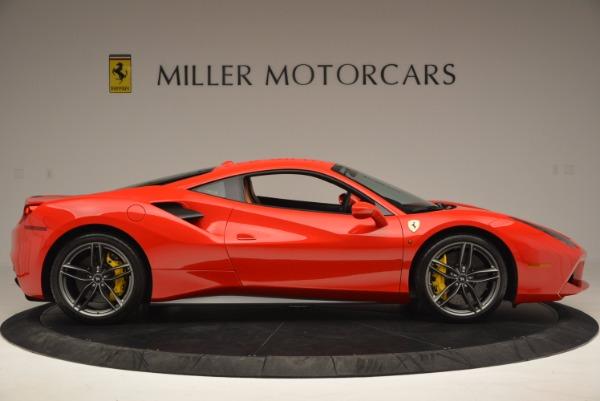 Used 2016 Ferrari 488 GTB for sale Sold at Alfa Romeo of Westport in Westport CT 06880 9