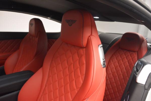New 2017 Bentley Continental GT V8 S for sale Sold at Alfa Romeo of Westport in Westport CT 06880 15