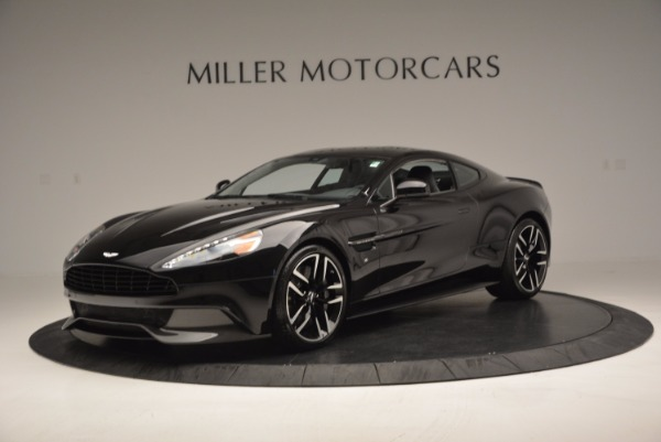 Used 2017 Aston Martin Vanquish Coupe for sale Sold at Alfa Romeo of Westport in Westport CT 06880 2