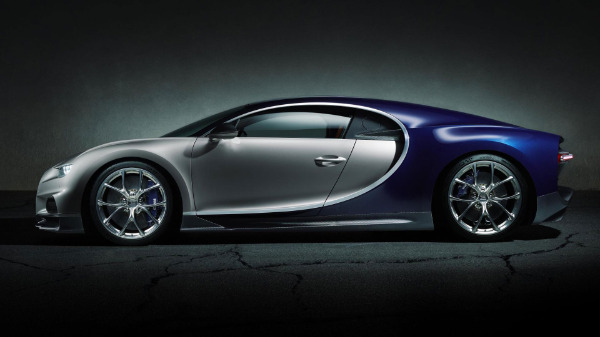 New 2020 Bugatti Chiron for sale Sold at Alfa Romeo of Westport in Westport CT 06880 3