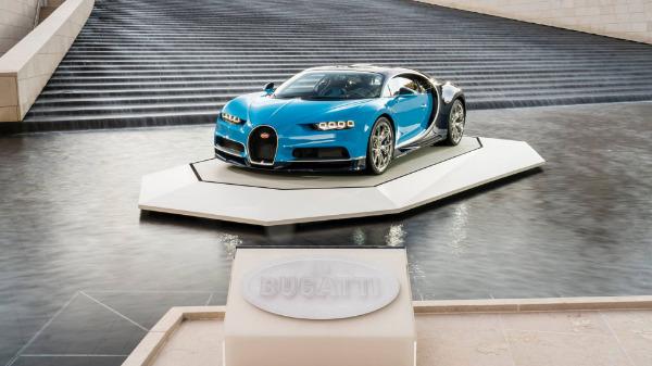 New 2020 Bugatti Chiron for sale Sold at Alfa Romeo of Westport in Westport CT 06880 4