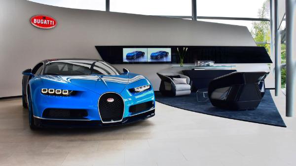New 2020 Bugatti Chiron for sale Sold at Alfa Romeo of Westport in Westport CT 06880 5