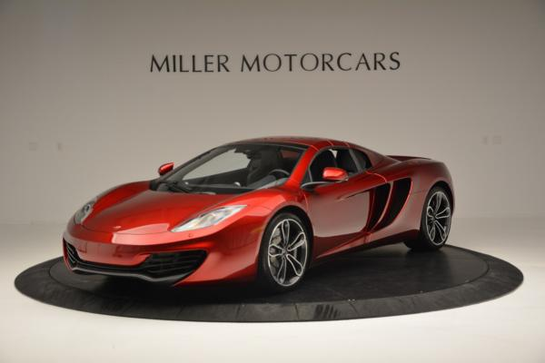 Used 2013 McLaren MP4-12C Base for sale Sold at Alfa Romeo of Westport in Westport CT 06880 13