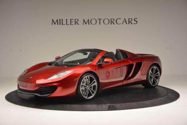 Used 2013 McLaren MP4-12C Base for sale Sold at Alfa Romeo of Westport in Westport CT 06880 2