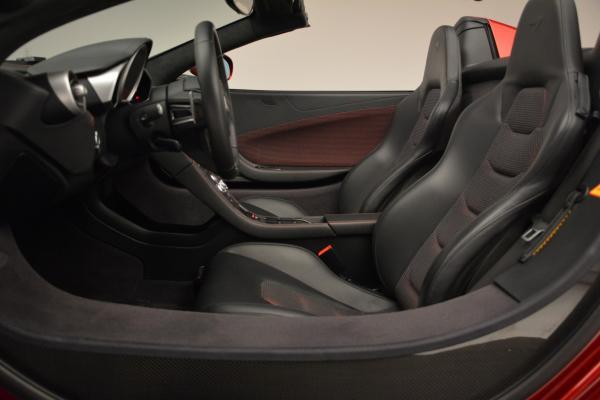 Used 2013 McLaren MP4-12C Base for sale Sold at Alfa Romeo of Westport in Westport CT 06880 23
