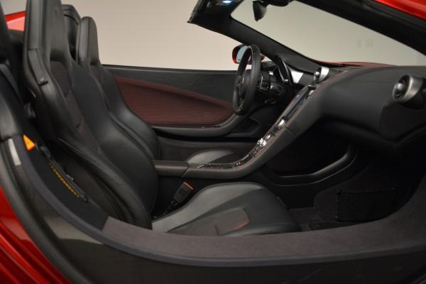 Used 2013 McLaren MP4-12C Base for sale Sold at Alfa Romeo of Westport in Westport CT 06880 27