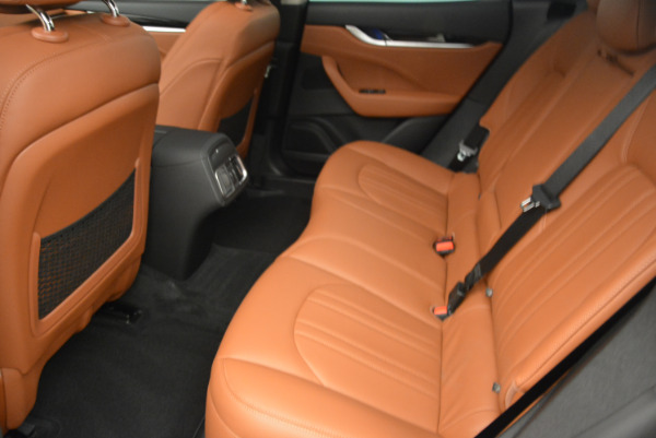 New 2017 Maserati Levante for sale Sold at Alfa Romeo of Westport in Westport CT 06880 17