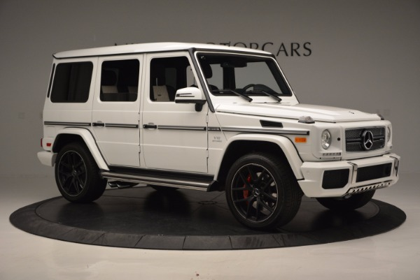 Used 2016 Mercedes Benz G-Class AMG G65 for sale Sold at Alfa Romeo of Westport in Westport CT 06880 10