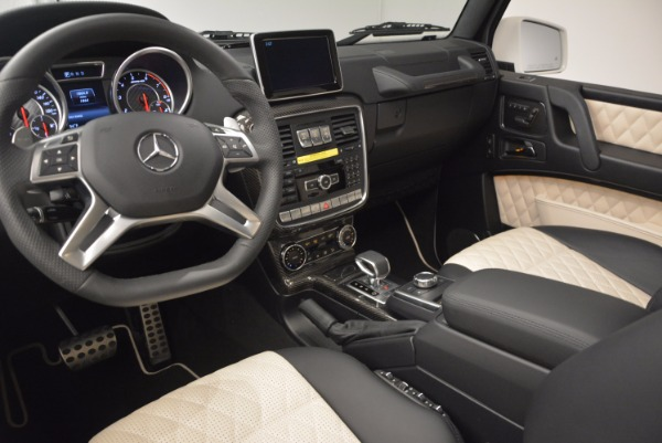Used 2016 Mercedes Benz G-Class AMG G65 for sale Sold at Alfa Romeo of Westport in Westport CT 06880 15