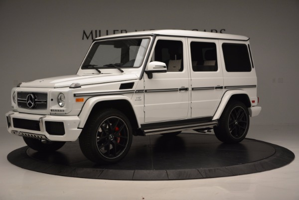 Used 2016 Mercedes Benz G-Class AMG G65 for sale Sold at Alfa Romeo of Westport in Westport CT 06880 2