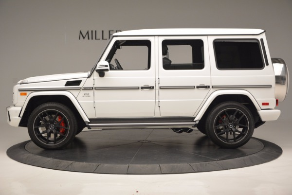Used 2016 Mercedes Benz G-Class AMG G65 for sale Sold at Alfa Romeo of Westport in Westport CT 06880 3
