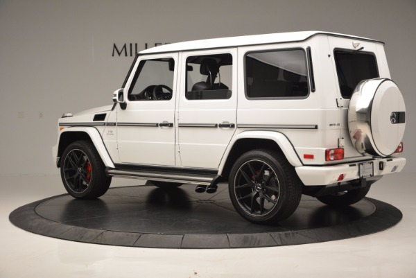Used 2016 Mercedes Benz G-Class AMG G65 for sale Sold at Alfa Romeo of Westport in Westport CT 06880 4