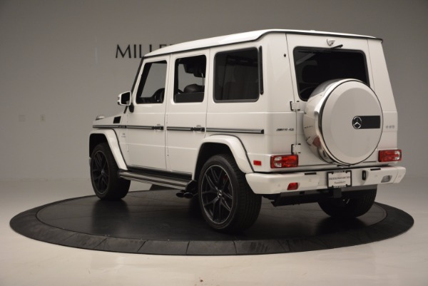Used 2016 Mercedes Benz G-Class AMG G65 for sale Sold at Alfa Romeo of Westport in Westport CT 06880 5