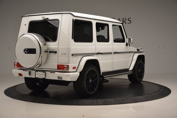 Used 2016 Mercedes Benz G-Class AMG G65 for sale Sold at Alfa Romeo of Westport in Westport CT 06880 7