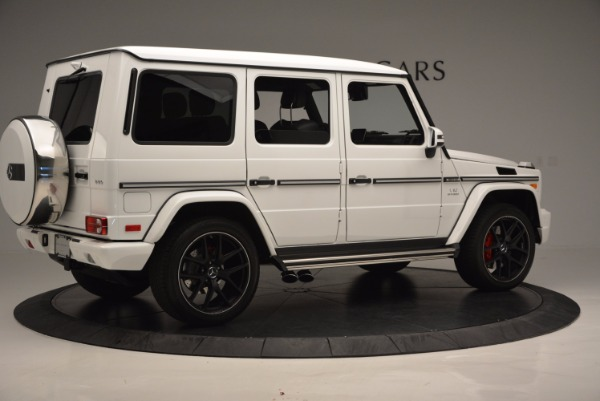 Used 2016 Mercedes Benz G-Class AMG G65 for sale Sold at Alfa Romeo of Westport in Westport CT 06880 8