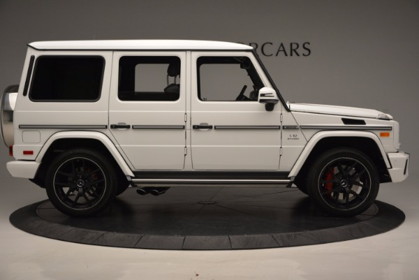 Used 2016 Mercedes Benz G-Class AMG G65 for sale Sold at Alfa Romeo of Westport in Westport CT 06880 9