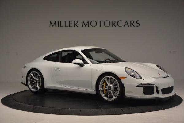 Used 2016 Porsche 911 R for sale Sold at Alfa Romeo of Westport in Westport CT 06880 11