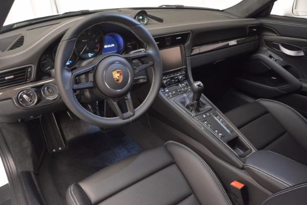 Used 2016 Porsche 911 R for sale Sold at Alfa Romeo of Westport in Westport CT 06880 13