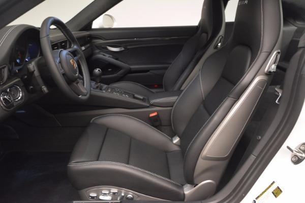 Used 2016 Porsche 911 R for sale Sold at Alfa Romeo of Westport in Westport CT 06880 14