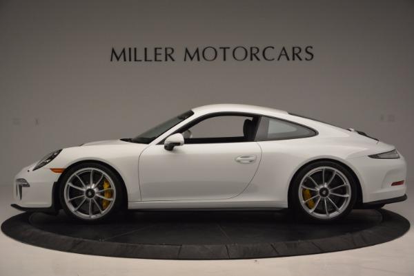 Used 2016 Porsche 911 R for sale Sold at Alfa Romeo of Westport in Westport CT 06880 3