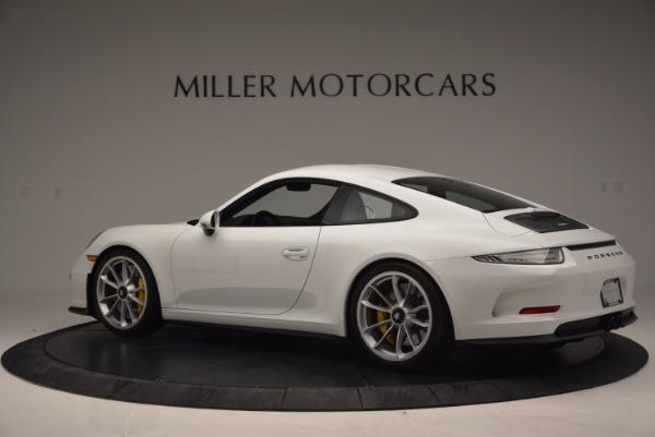 Used 2016 Porsche 911 R for sale Sold at Alfa Romeo of Westport in Westport CT 06880 4