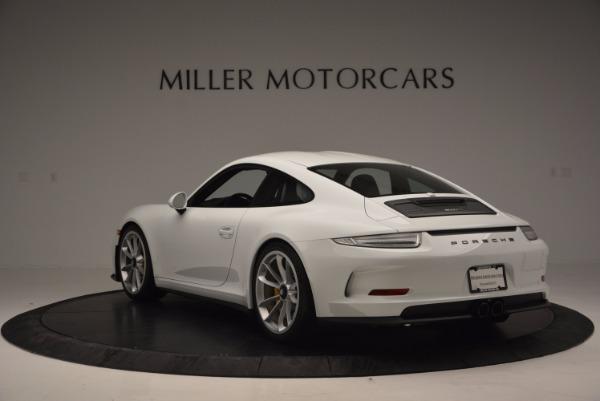 Used 2016 Porsche 911 R for sale Sold at Alfa Romeo of Westport in Westport CT 06880 5