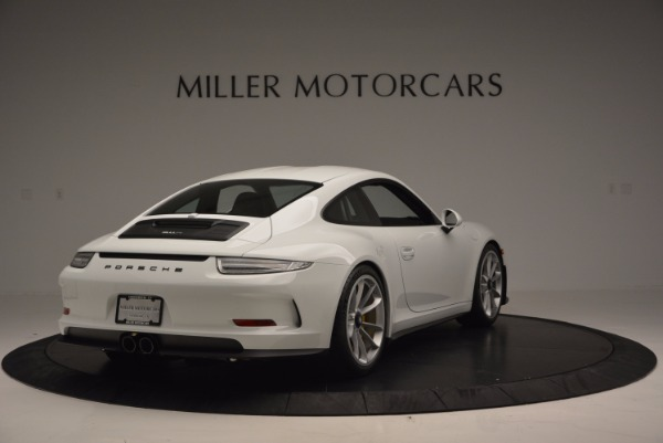 Used 2016 Porsche 911 R for sale Sold at Alfa Romeo of Westport in Westport CT 06880 7
