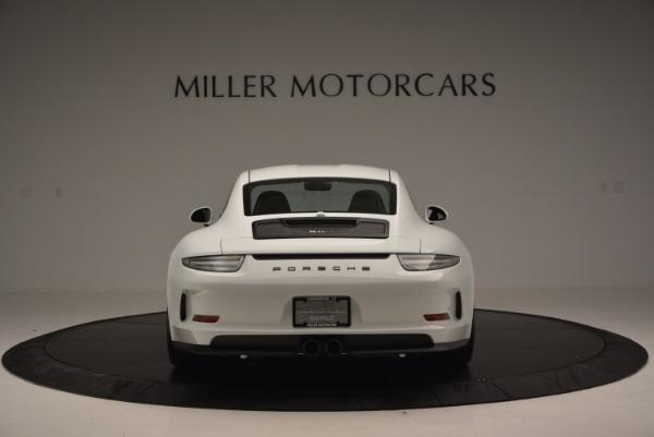 Used 2016 Porsche 911 R for sale Sold at Alfa Romeo of Westport in Westport CT 06880 8