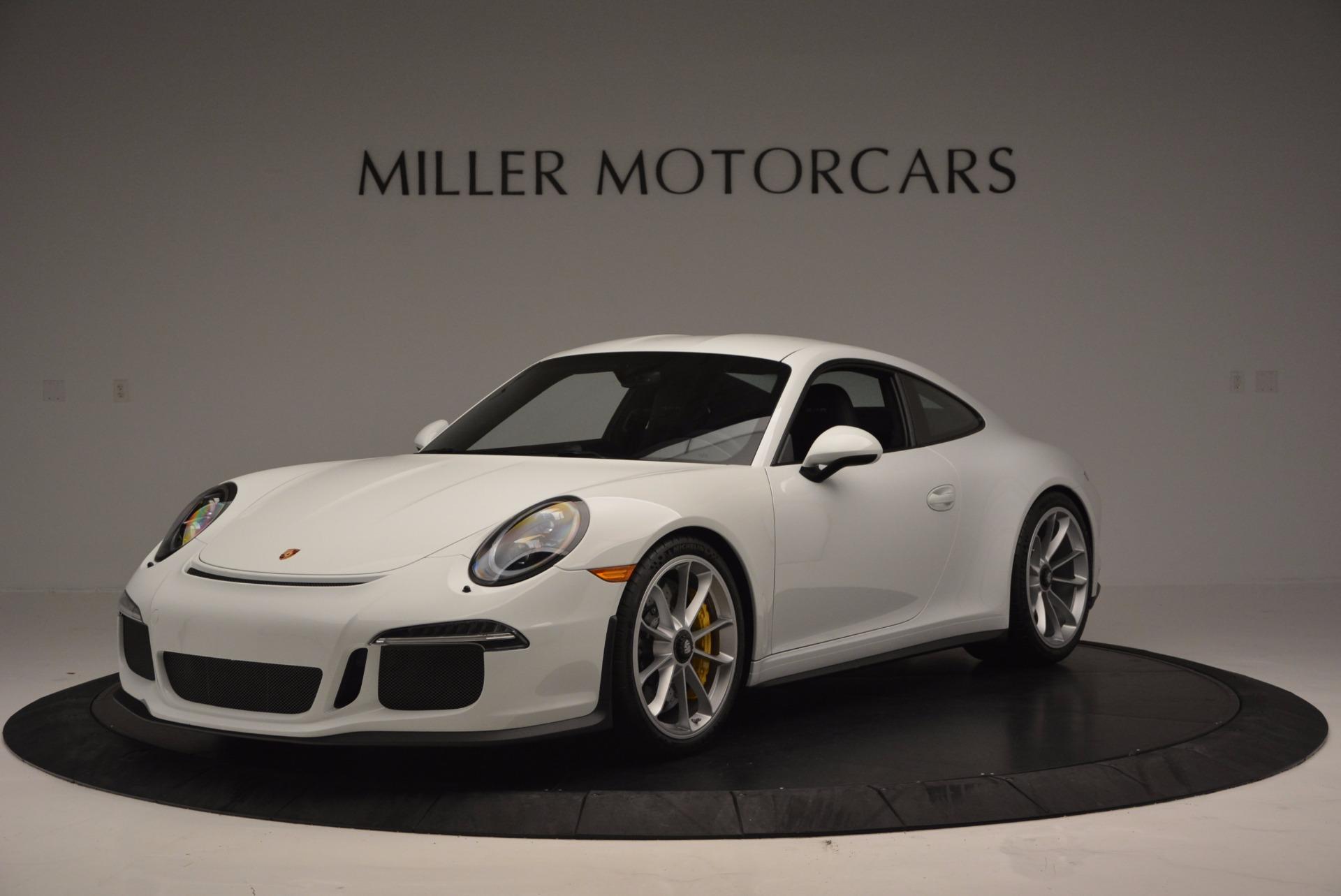 Used 2016 Porsche 911 R for sale Sold at Alfa Romeo of Westport in Westport CT 06880 1