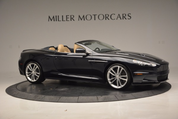 Used 2012 Aston Martin DBS Volante for sale Sold at Alfa Romeo of Westport in Westport CT 06880 10