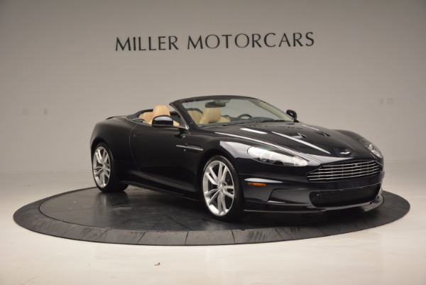 Used 2012 Aston Martin DBS Volante for sale Sold at Alfa Romeo of Westport in Westport CT 06880 11