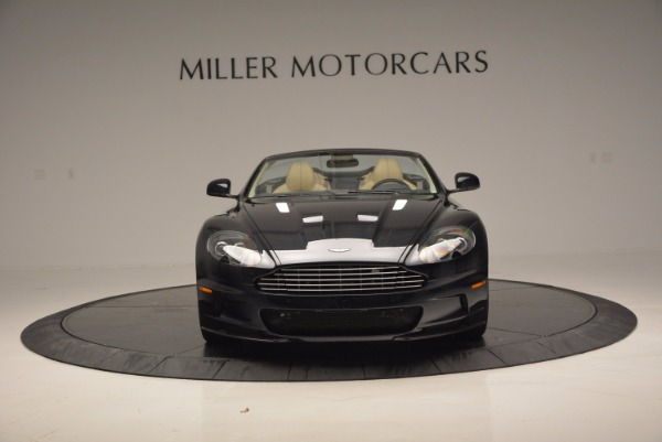 Used 2012 Aston Martin DBS Volante for sale Sold at Alfa Romeo of Westport in Westport CT 06880 12