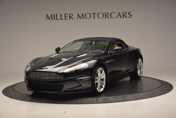 Used 2012 Aston Martin DBS Volante for sale Sold at Alfa Romeo of Westport in Westport CT 06880 13