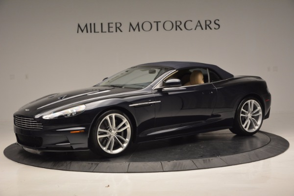 Used 2012 Aston Martin DBS Volante for sale Sold at Alfa Romeo of Westport in Westport CT 06880 14