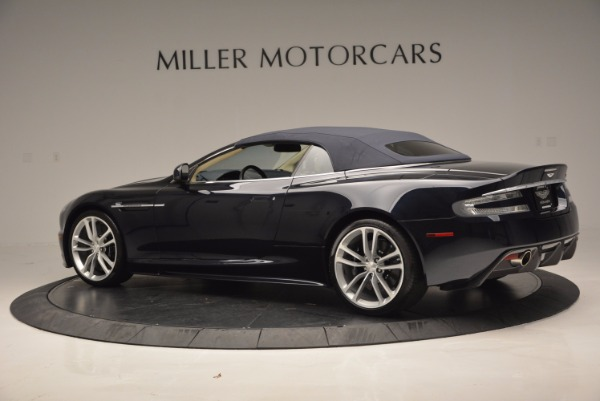 Used 2012 Aston Martin DBS Volante for sale Sold at Alfa Romeo of Westport in Westport CT 06880 16