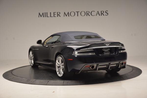 Used 2012 Aston Martin DBS Volante for sale Sold at Alfa Romeo of Westport in Westport CT 06880 17