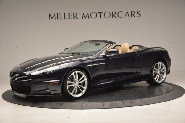 Used 2012 Aston Martin DBS Volante for sale Sold at Alfa Romeo of Westport in Westport CT 06880 2