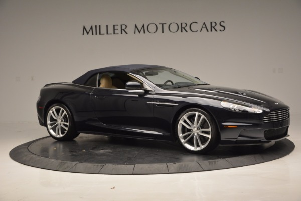 Used 2012 Aston Martin DBS Volante for sale Sold at Alfa Romeo of Westport in Westport CT 06880 22