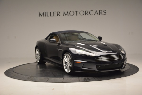 Used 2012 Aston Martin DBS Volante for sale Sold at Alfa Romeo of Westport in Westport CT 06880 23